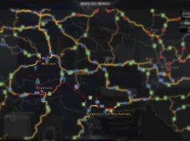 Quedada en Euro Truck Simulator 2