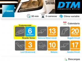 900grados : Última carrera del DTM 2016 Autumn Series, síguela en directo!