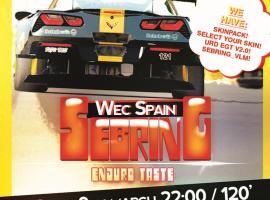 900grados: Sebring Intercomunitario
