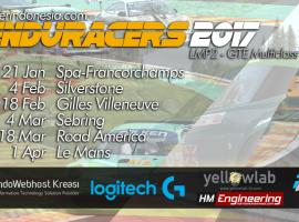 WOSR Team: Los tres coches del equipo cruzan la meta en las 4H de Silverstone de SR Indonesia