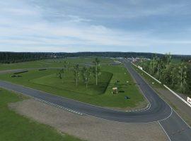 Karsloga Motorstadion ya disponible en R3E