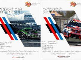 Racing Club y World of SimRacing estrenan colaboración, nos presentan sus nuevos campeonatos!
