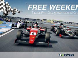 Nuevo free weekend: Tatuus F4 en Chang International Circuit