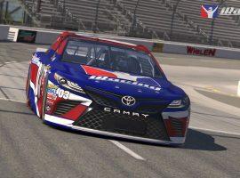 Toyota Camry NASCAR 2018 para iRacing