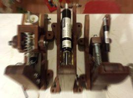 Potenciómetro VS célula de carga