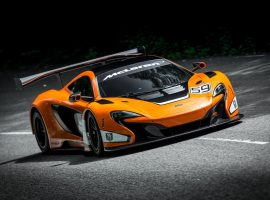 McLaren 650S GT3 disponible en RaceRoom