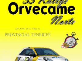 Rally Orvecame Norte 2017. Richard Burns Rally.
