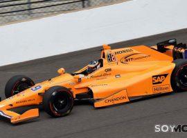 Scott Dixon, poleman de las 500 Millas de Indianápolis; Alonso, 5º