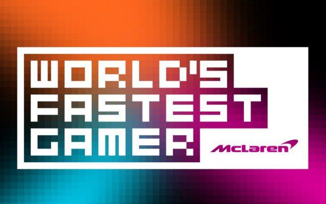 McLaren's World's Fastest Gamer ya tiene fecha y simulador