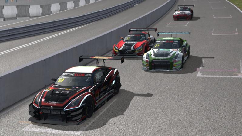 Racing Club   Spa-Francorchamps   Jondeere se lleva el campeonato