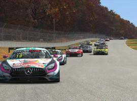 Racing Club | GT3 Road America | Jonderee vence una carrera con un final alocado