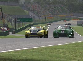 Racing Club | GT3 Imola | Jondeere gana la primera prueba de semi-resistencia