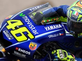 Rossi doctor honoris causa tras vencer en Assen