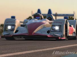 Teo Martín eSports debuta en iRacing con un segundo puesto en las 24 Horas de Le Mans