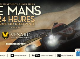Sigue al World of SimRacing Team en las 24 horas de Le Mans