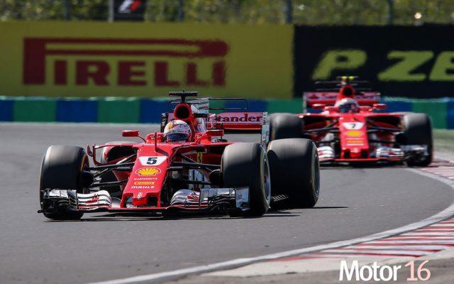 GP de Hungría o la carrera que no solo ganó Sebastian Vettel