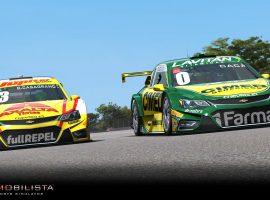 Disponible la temporada 2017 de Stock Car Brasil