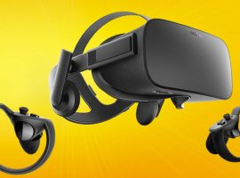 Oculus Rift por 479€