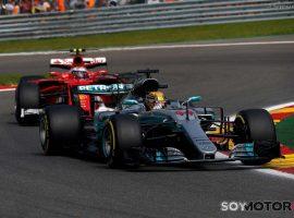 Hamilton gana el duelo a Vettel en Spa; Sainz 10º y Alonso abandona