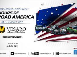 Sigue al WOSR Team en las 6 horas de Road America