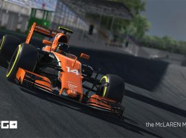 iRacing no podía faltar en el McLaren World´s Fastest Gamer