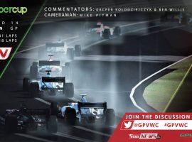 Sigue el GP de Japón de la GPVWC Supercup