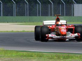 ¡Como lucen los Ferrari F2004 y el 812 Superfast en Assetto!