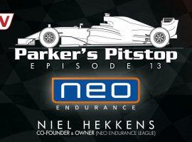 Parker´s Pitstop: Con Niel Hekkens