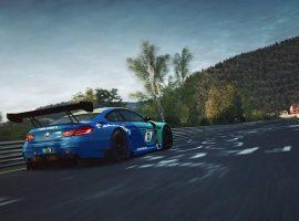 Nuevas pinturas para el BMW M6 GT3
