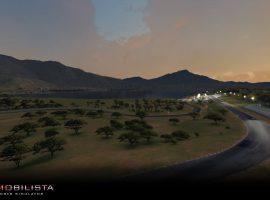 Autodromo Yahuarcocha en AMS v1.4.7 y todo el título al 50%