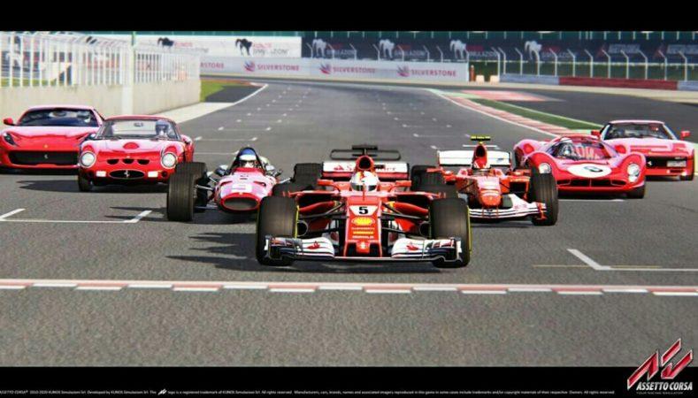 Ya disponible el pack Ferrari 70 aniversario