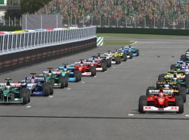 Racing Club | Imola | Doblete de Ferrari en la prueba inaugural