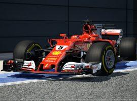 Deslumbrante Ferrari SF70H en Assetto Corsa