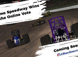 Kokomo Speedway gana la votación para estar en iRacing