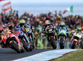 Márquez roza el título tras una carrera épica