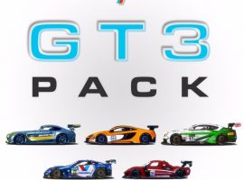 rFactor 2 – GT3 Power Pack ya a la venta
