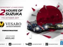 Sigue al World of SimRacing Team en las 12 horas de Suzuka