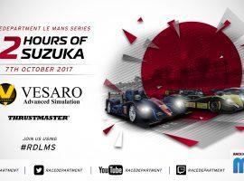 Sigue al World of SimRacing Team en las 12 horas de Suzuka