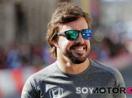 OFICIAL: Fernando Alonso renueva con McLaren para 2018