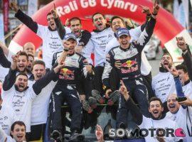 Pentacampeón: Sébastien Ogier y su título más complicado