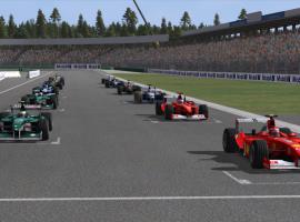 Racing Club | Hockenheimring| Kiboyuka acaba con el dominio de Ferrari