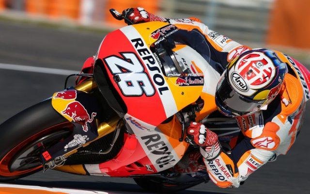 Pedrosa vence en Valencia y Márquez consigue su cuarto título en MotoGP