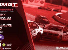 Esta noche División V8 en el #V8MGT : Mosport