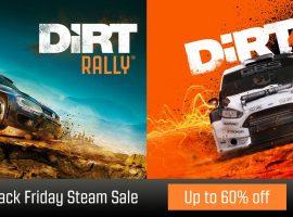 ¡ Black Friday en Dirt !