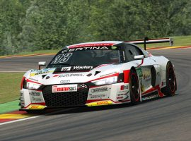 Novedades en Noviembre de Race Room: 64 bits, GT3, Race 2 Win…