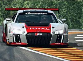 La nueva generación de Audi R8 llegará a RaceRoom la semana que viene