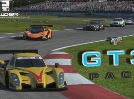 GT3 Power Pack, honrando a la simulación