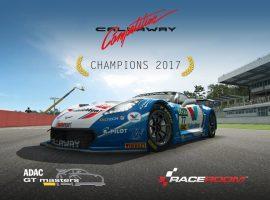 Corvette C7 GT3-R Callaway ahora en RaceRoom