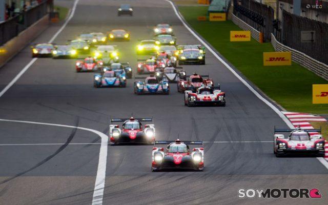 ¡Porsche campeón del mundo! Toyota gana las 6h de Shanghái