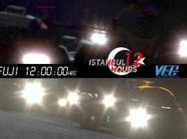 VEC: GNS Endurance, 3wide Motorsport y Nitor Velox vencen en la oscuridad de Estambul